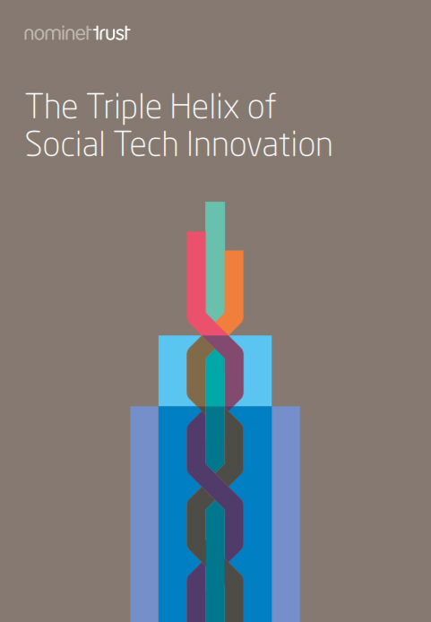 The Triple Helix of Social Tech Innovation