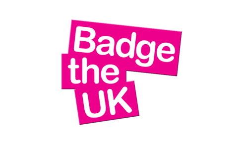 Badge the UK