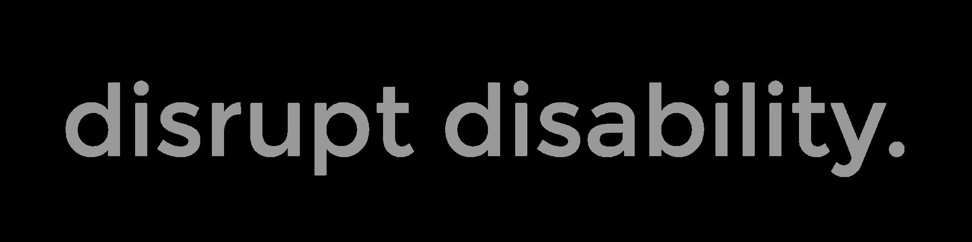 DisruptDisability