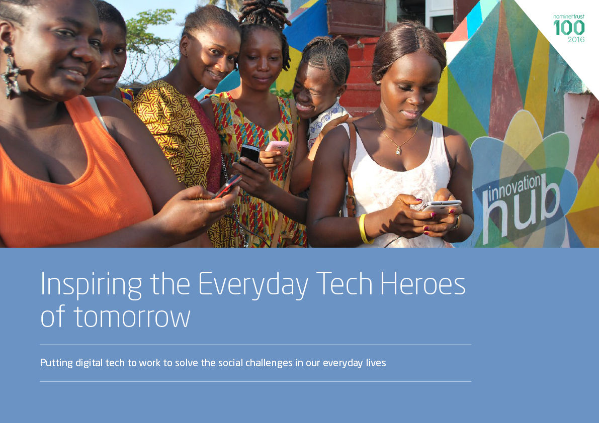 Everyday Tech Heroes Storybook