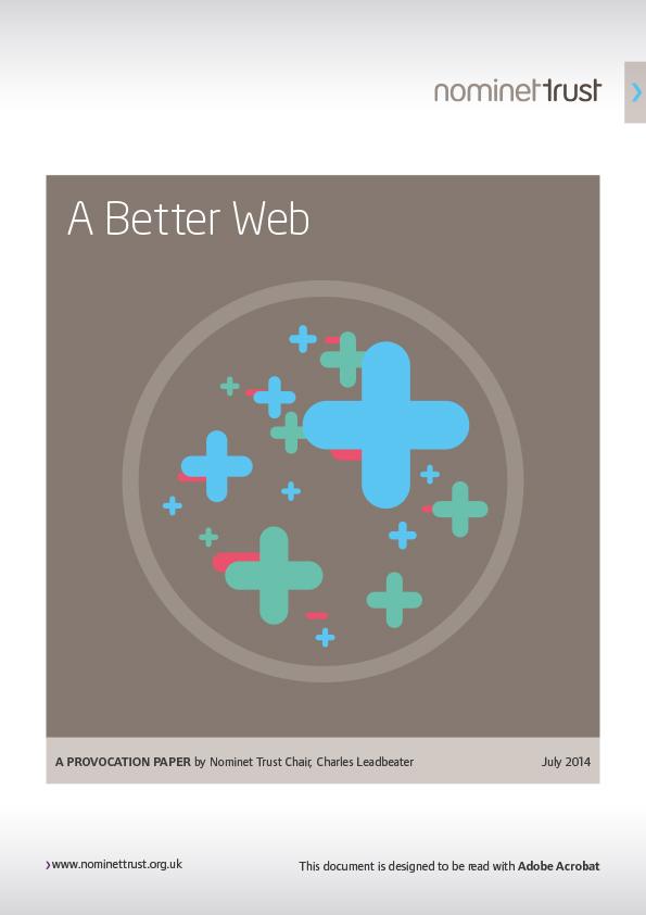 A Better Web