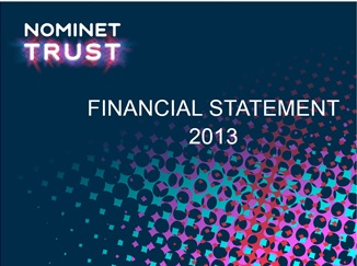 Financial Statement 2013