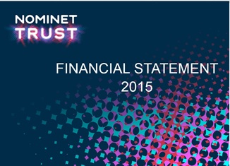 Financial Statement 2015