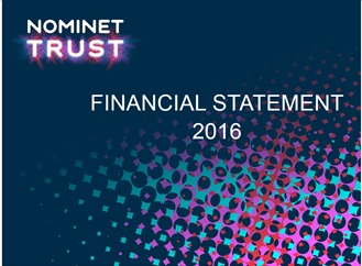 Financial Statement 2016