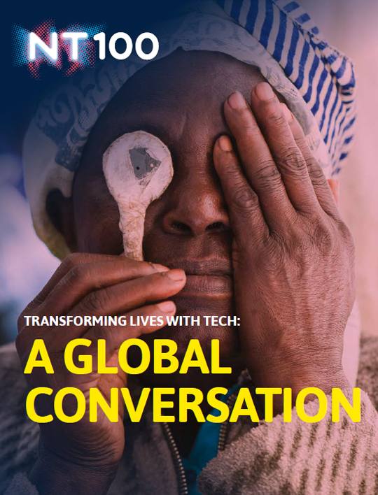 Transforming Lives with Tech: A Global Conversation
