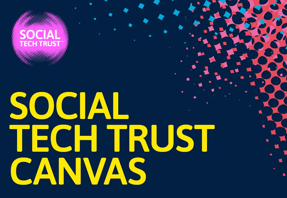 Social Tech Trust Canvas Paper