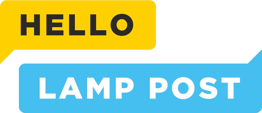 Hello Lamp Post